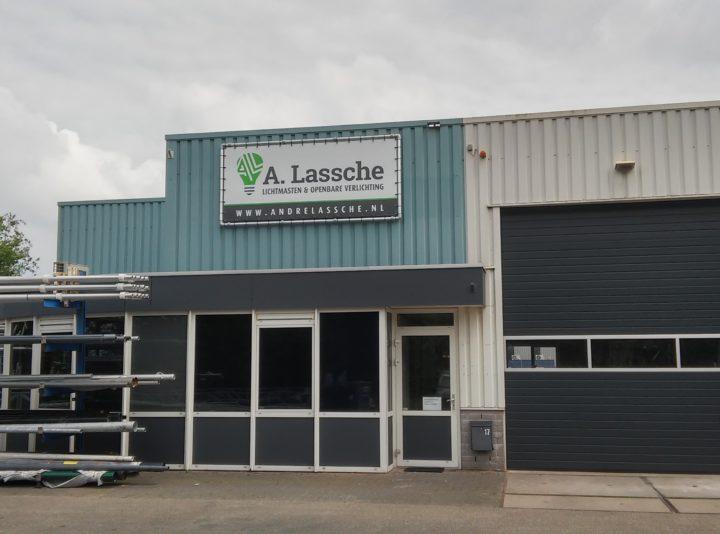 Welkom bij Handelsonderneming Andre Lassche